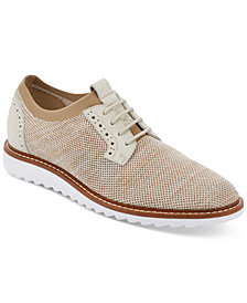 G.H. Bass & Co. Men's Buck 2.0 Plain-Toe Knit Oxfords