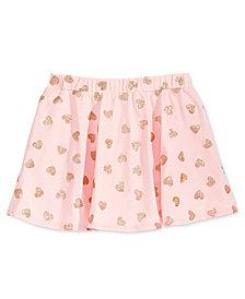 Epic Threads Glitter Heart Printed Skirt, Toddler Girls, Created for Macy's