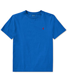 Ralph Lauren Cotton T-Shirt, Big Boys