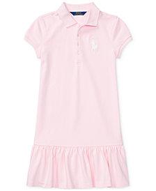 Ralph Lauren Polo Dress, Big Girls