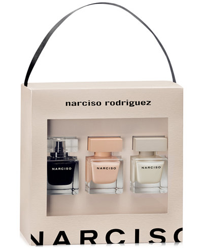 narciso rodriguez 3 pc narciso gift set created for macy 39 s all fragrance beauty macy 39 s. Black Bedroom Furniture Sets. Home Design Ideas