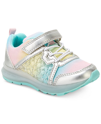 Carter's Purity Light-Up Sneakers, Toddler & Little Girls (4.5-3)