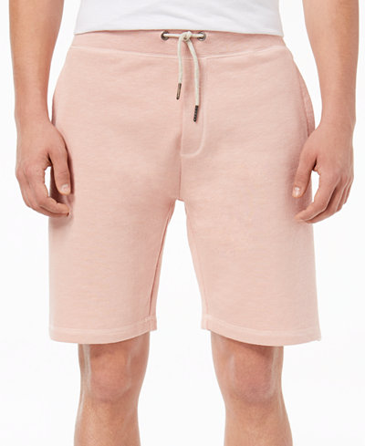 American Rag Men's Solid Drawstring Shorts, Created for Macy's