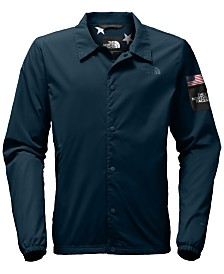 The North Face Mens Windproof Coachs Jacket