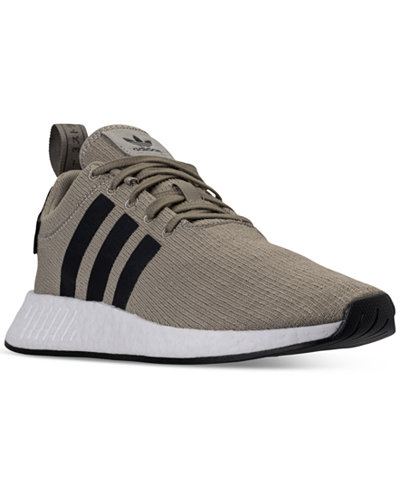 adidas Men's NMD R2 Casual Sneakers from Finish Line