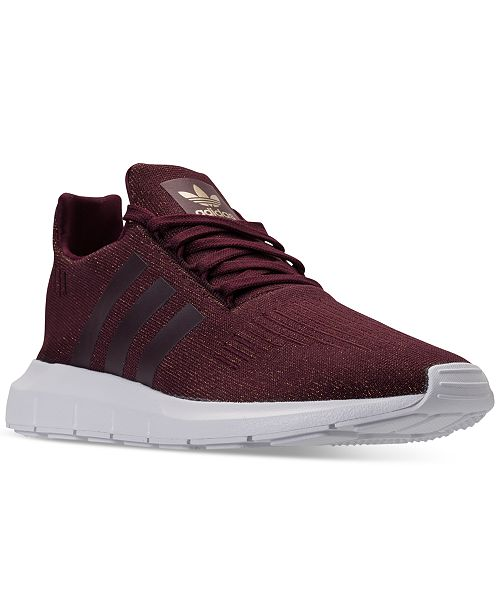 ed5c5a6fd7a3 adidas Women s Swift Run Casual Sneakers from Finish Line ...