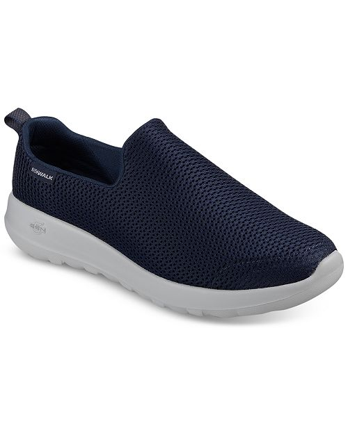 109ef07a4b Skechers Men's GOwalk Max Walking Sneakers from Finish Line ...