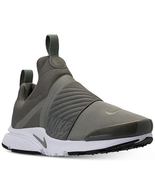 8b150f8e3ff3 Nike Boys  Presto Extreme Running Sneakers from Finish Line ...