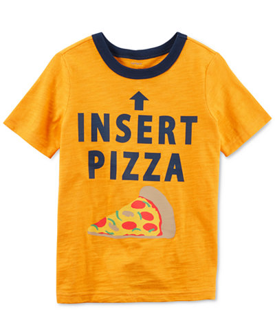 Carter's Graphic-Print Cotton T-Shirt, Little Boys