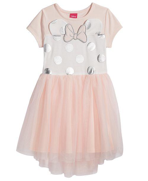 669dccbdf Disney Minnie Mouse Ballet Dress, Little Girls & Reviews - Dresses ...