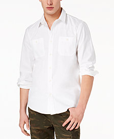 American Rag Men's Jason Workwear Shirt, Created for Macy's