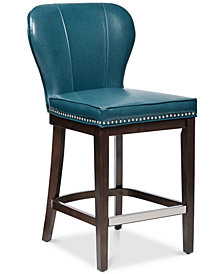 Hilton Bar Stool, Quick Ship