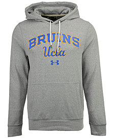 Under Armour Men's UCLA Bruins Vintage Arch Tri-blend Hoodie
