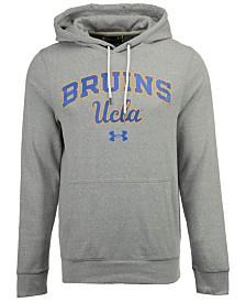 Under Armour Men's UCLA Bruins Vintage Arch Tri-blend Hoodie