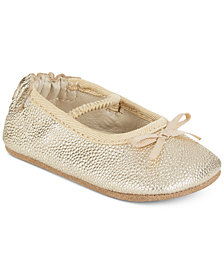 Robeez Athena Ballet Shoes, Baby Girls (0-4)