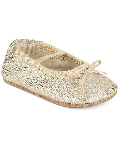 Robeez Athena Ballet Shoes, Baby Girls