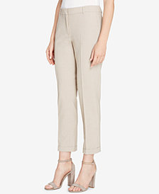 Tahari ASL Cuffed Trousers