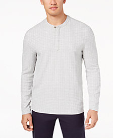 Tasso Elba Men's Pullover Long Sleeve, Created for Macy's