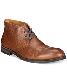 Frye Men's Scott Chukka Boots, Created for Macy's