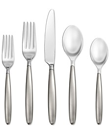 Skandia  Tidal Frosted 5-Pc. Place Setting