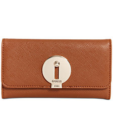 GUESS Augustina Slim Wallet, Created for Macy's