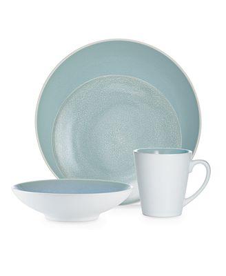Noritake Dinnerware, Kealia Blue Collection