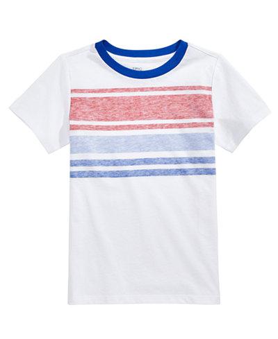 Epic Threads Washington Stripe T-Shirt, Little Boys, Created for Macy's