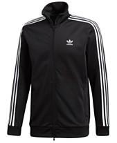 Adidas Track Jackets  Shop Adidas Track Jackets - Macy s e5154879fd4