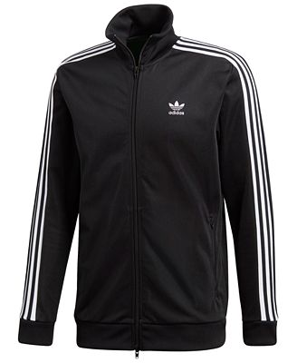 Adidas Men S Adicolor Beckenbauer Track Jacket Hoodies