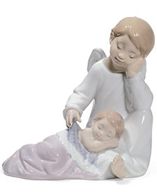 Lladro Collectible Figurine, My Guardian Angel