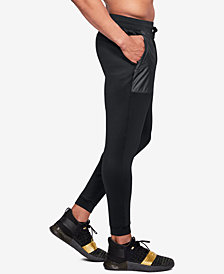 Under Armour Men's Mixed Media Utility Joggers