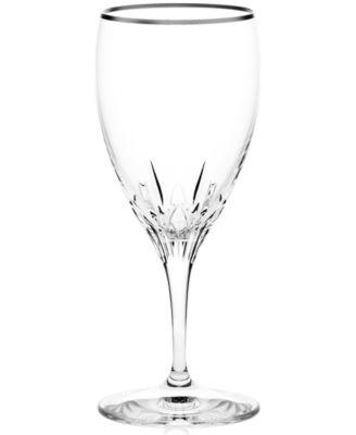 Stemware, Knightsbridge Platinum Iced Beverage Glass