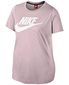 Nike Plus Size Futura Logo T-Shirt