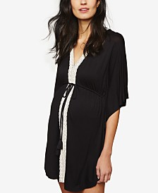 Motherhood Maternity Swim Cover-Up