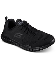 Skechers Men's Overhaul - Debbir Athletic Walking Sneakers from Finish Line