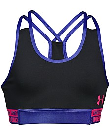 Under Armour Big Girls HeatGear® Sports Bra