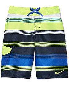 "Nike Stripe Drift 9"" Swim Trunks, Big Boys"