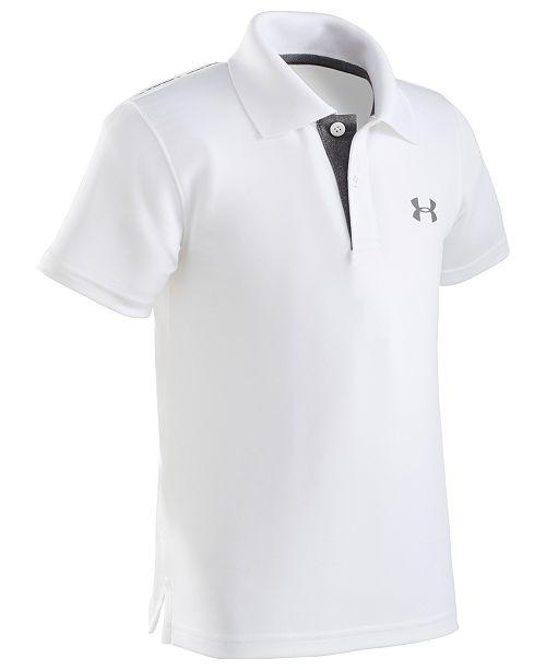 9e652511b Under Armour UA Match Play Polo Shirt, Toddler Boys & Reviews ...