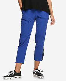 DKNY Cropped Cargo Pants, Created for Macy's