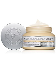 IT Cosmetics Confidence In A Cream Moisturizer, Travel Size