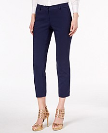 Miranda Stretch Ankle Pants, In Regular and Petite
