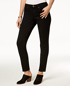 Style & Co Petite Ultra Skinny Jeans, Created for Macy's