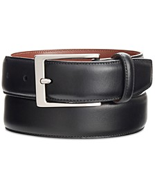 Men's Big & Tall Portfolio Amigo Leather Dress Belt