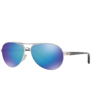 Oakley FEEDBACK POLARIZED SUNGLASSES, OO4079