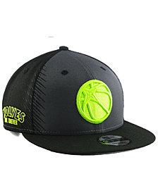 New Era Minnesota Timberwolves City Series 9FIFTY Snapback Cap