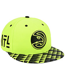 New Era Atlanta Hawks City Series 9FIFTY Snapback Cap