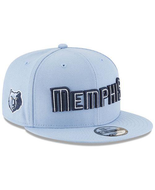best website 6eec4 8f0fa ... New Era Memphis Grizzlies Statement Jersey Hook 9FIFTY Snapback Cap ...