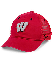 Zephyr Wisconsin Badgers Homecoming Cap
