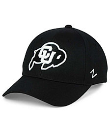 Zephyr Colorado Buffaloes Black & White Competitor Cap