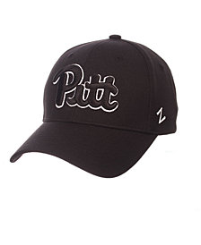 Zephyr Pittsburgh Panthers Black & White Competitor Cap